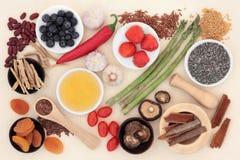 Alimento eccellente Fotografia Stock