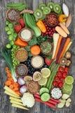 Alimento eccellente per il cibo sano Immagini Stock