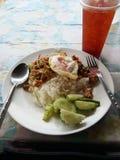 Alimento em Tailândia Imagens de Stock Royalty Free