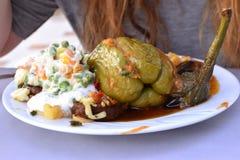 Alimento em Turquia Fotografia de Stock Royalty Free