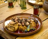Alimento estone nazionale Fotografia Stock