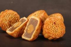Alimento famoso do chinês--Bolo de lua Fotos de Stock Royalty Free
