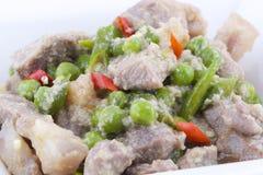 Alimento filipino - Bicol expresso fotografia de stock