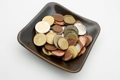 Alimento financiero Fotos de archivo libres de regalías