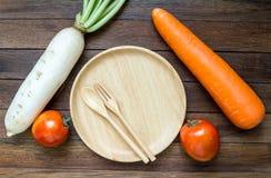 Alimento, fondo, sano Fotografia Stock
