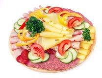 Alimento freddo Fotografia Stock