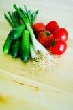 Alimento fresco Imagem de Stock