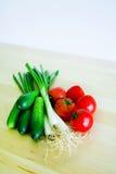 Alimento fresco Fotografia Stock