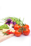 alimento fresco de vegetable Imagem de Stock Royalty Free