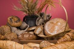 Alimento fresco del pan Fotos de archivo