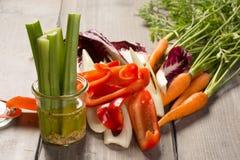 alimento fresco di vegetable Immagini Stock