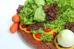 alimento fresco di vegetable fotografie stock libere da diritti