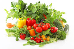 alimento fresco di vegetable Immagine Stock