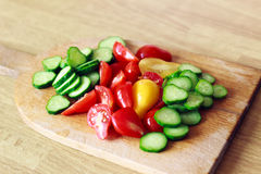 alimento fresco di vegetable Immagini Stock Libere da Diritti