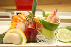 Alimento fresco do sushi Imagens de Stock