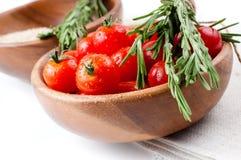 Alimento fresco do vegetariano Foto de Stock