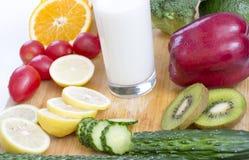 Alimento fresco e sano Fotografia Stock