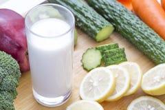 Alimento fresco e sano Fotografia Stock Libera da Diritti
