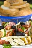 Alimento frio Imagem de Stock