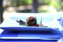 Alimento gastrónomo foto de archivo libre de regalías