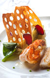 Alimento gastronomico Fotografie Stock