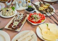 Alimento georgiano fotos de archivo libres de regalías