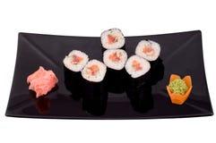Alimento giapponese Immagini Stock Libere da Diritti