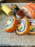 Alimento giapponese Fotografia Stock Libera da Diritti