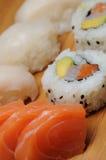 Alimento giapponese Fotografia Stock