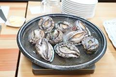 Alimento giapponese - Sishi Immagini Stock Libere da Diritti