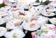 Alimento giapponese tradizionale Fotografia Stock