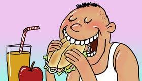 Alimento, ilustração ilustração do vetor