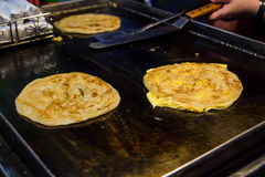 Alimento indiano Fotografie Stock Libere da Diritti