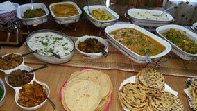 Alimento indiano Fotografia de Stock Royalty Free