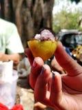 Alimento indiano da rua Imagens de Stock