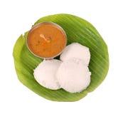 Alimento indiano del sud Fotografie Stock