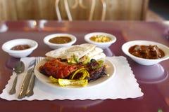Alimento indio Fotografía de archivo