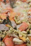 Alimento indonésio Imagens de Stock Royalty Free