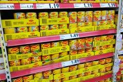 Alimento inscatolato Immagine Stock Libera da Diritti