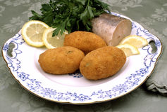 Alimento italiano Immagine Stock