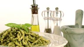 Alimento italiano video d archivio