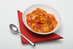 Alimento italiano Immagini Stock