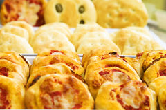 Alimento italiano Fotografia de Stock Royalty Free