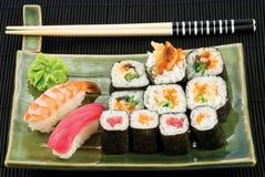 Alimento japonés Imagen de archivo libre de regalías
