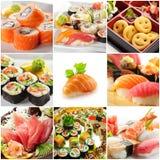 Alimento japonés Fotografía de archivo