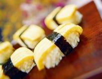 Alimento japonés Fotos de archivo libres de regalías