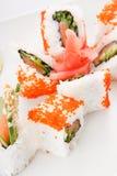 Alimento japonés tradicional fotografía de archivo libre de regalías