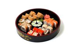 Alimento japonês Foto de Stock Royalty Free