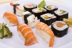 Alimento japonês Imagens de Stock