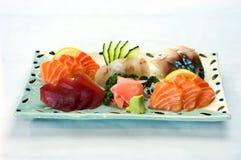 Alimento japonês da foto conservada em estoque, Sas Imagens de Stock Royalty Free